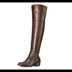 Vince Camuto Shoes - (SOLD) Vince Camuto - Bestan Over the Knee Boots